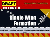 single wing offense ebook cover