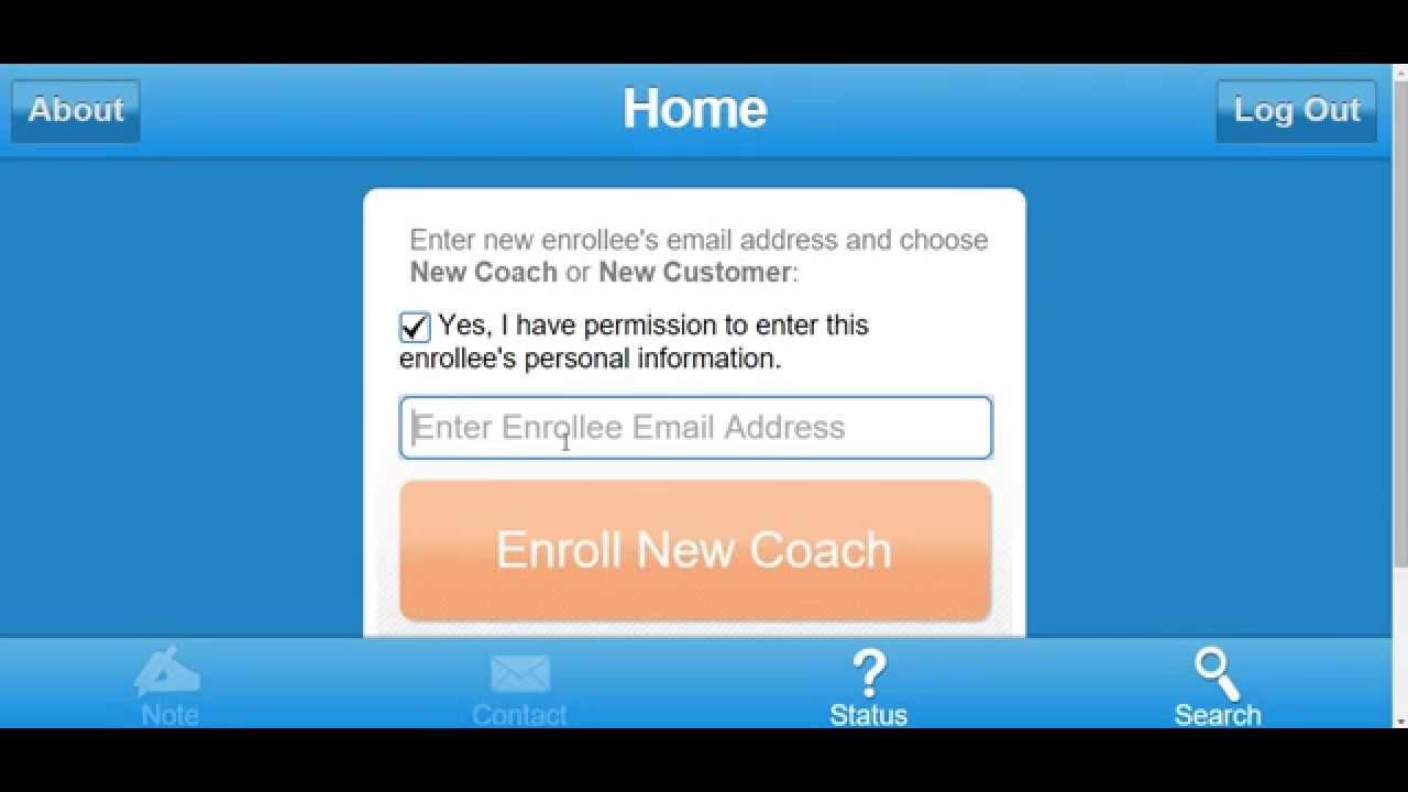 Beachbody Coach Mobile App