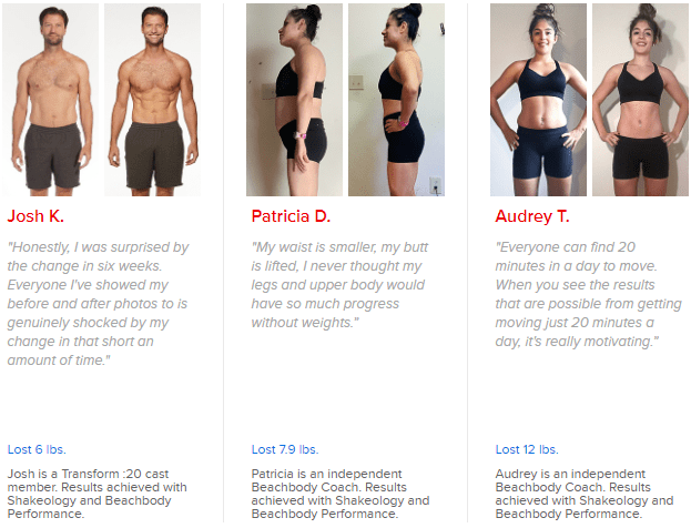 Transform 20 Before and After Pictures