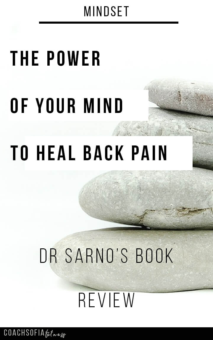 Healing Back Pain The MindBody Connection