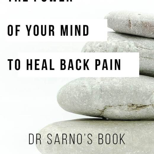 the mind body syndrome |Healing back pain | tension myositis syndrome | the mindbody syndrome | piriformis syndrome | sciatica | back pain
