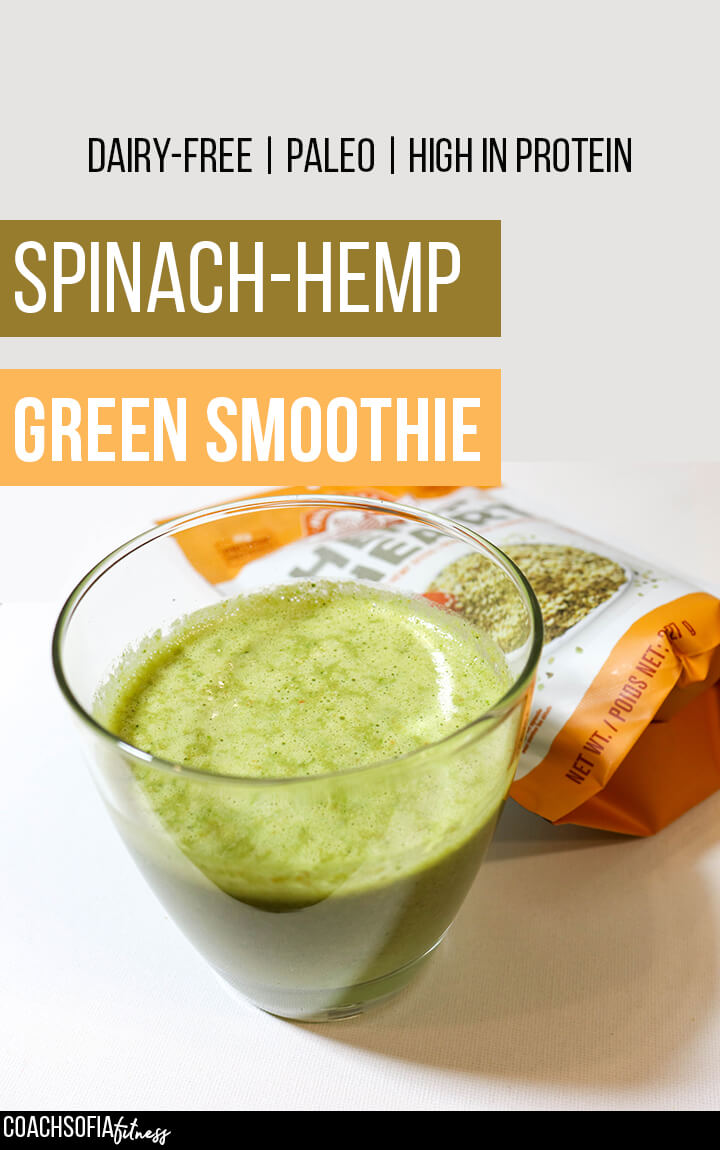 Not sure how to introduce hemp seeds into your nutrition? checkout this super delicious and fresh smoothie. I am using simple ingredients, and the banana-hemp combination gave it an amazing nutty-sweet taste. Hemp seeds are packed with omegas, and protein which will support your heart health, reduce inflammation, and boost your energy. This smoothie is packed with nutrient-dense ingredients, click to check out the recipe!