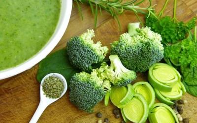 Detox Green Soup