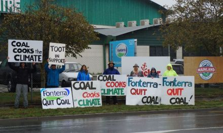 Fonterra scraps plans for one of two coal-fired boilers, but should drop both