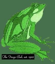COAL Website - Frog