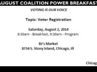COAL Notice - Upcoming Coalition Power Breakfasts 07-14
