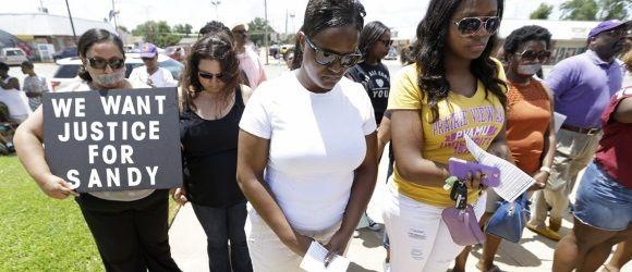 Sandra Bland Protest