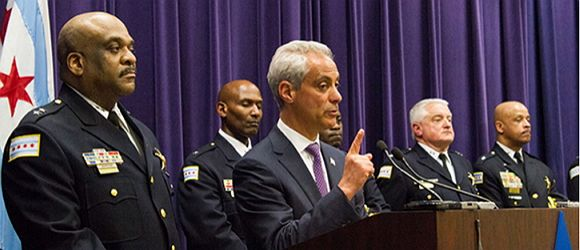 Emanuel all talk, little strategy when it comes to implementing police reform