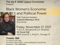 Black Women's Economic and Political Power Breakfast