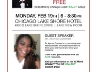 COAL Health &Wellness Committee - Health Seminar - Feb. 19, 2018
