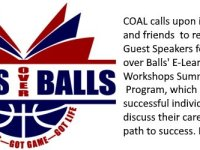 COAL Action - Be a Role Model for Our Youth