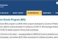 COAL Quick Hit - Business Interruption Grant (BIG) Program