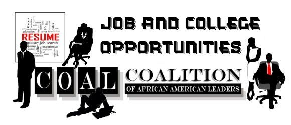 Job and College Opportunities