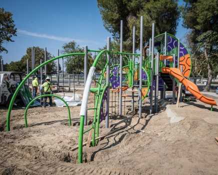 Keck Playstructure-3