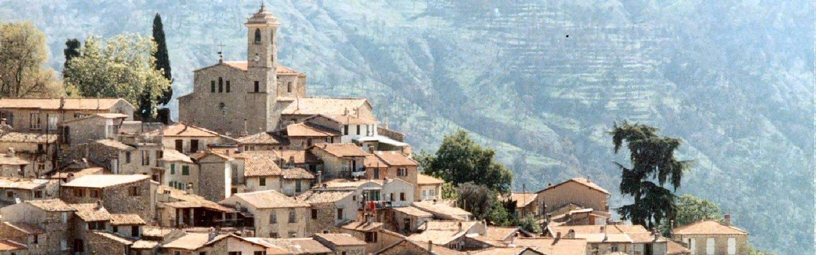 Coaraze – l'un des plus beaux villages de France