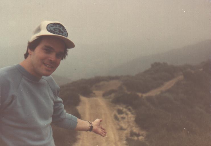 Santa Monica Mountain Canyons