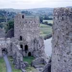 Kidwelly Castle c.1960