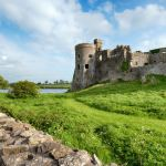 Carew Castle on the Pembrokeshire Coast
