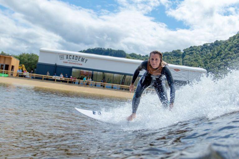 Surf Snowdonia (Photo©Pete Chamberlain)