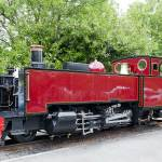 The Vale of Rheidol Railway