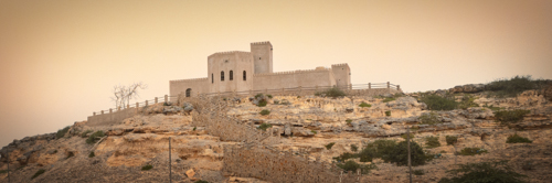 Near Taqah Castle