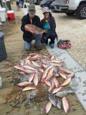 Fishing with Reel-Ality Sportfishing hauls them in!