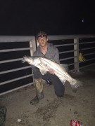 Danny Hudson second pic is a 38 stud I caught last Saturday night