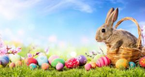 Easter Egg Hunt and Ice Cream Social
