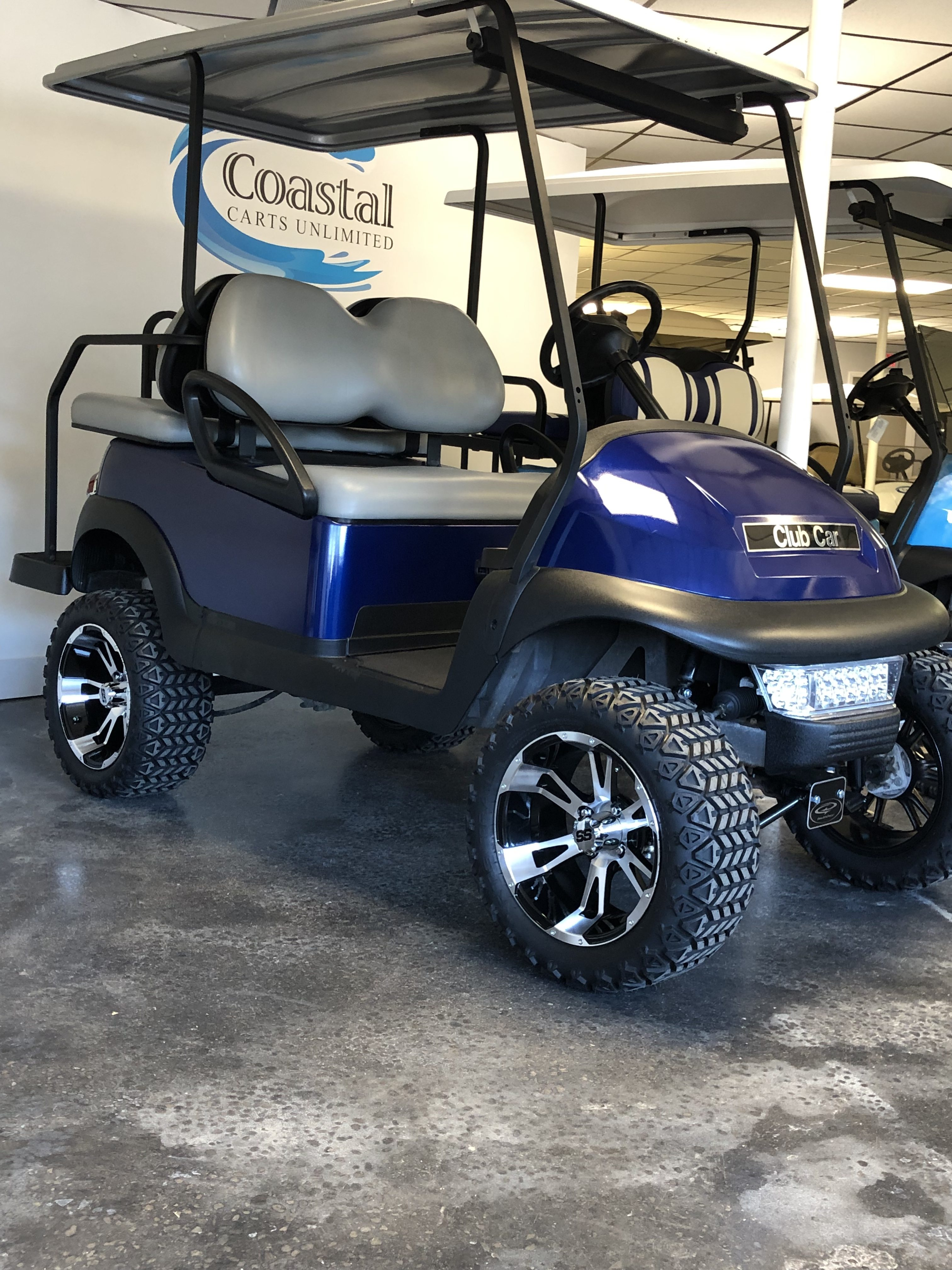 Buy a Golf Cart with us ! Coastal Carts Unlimited