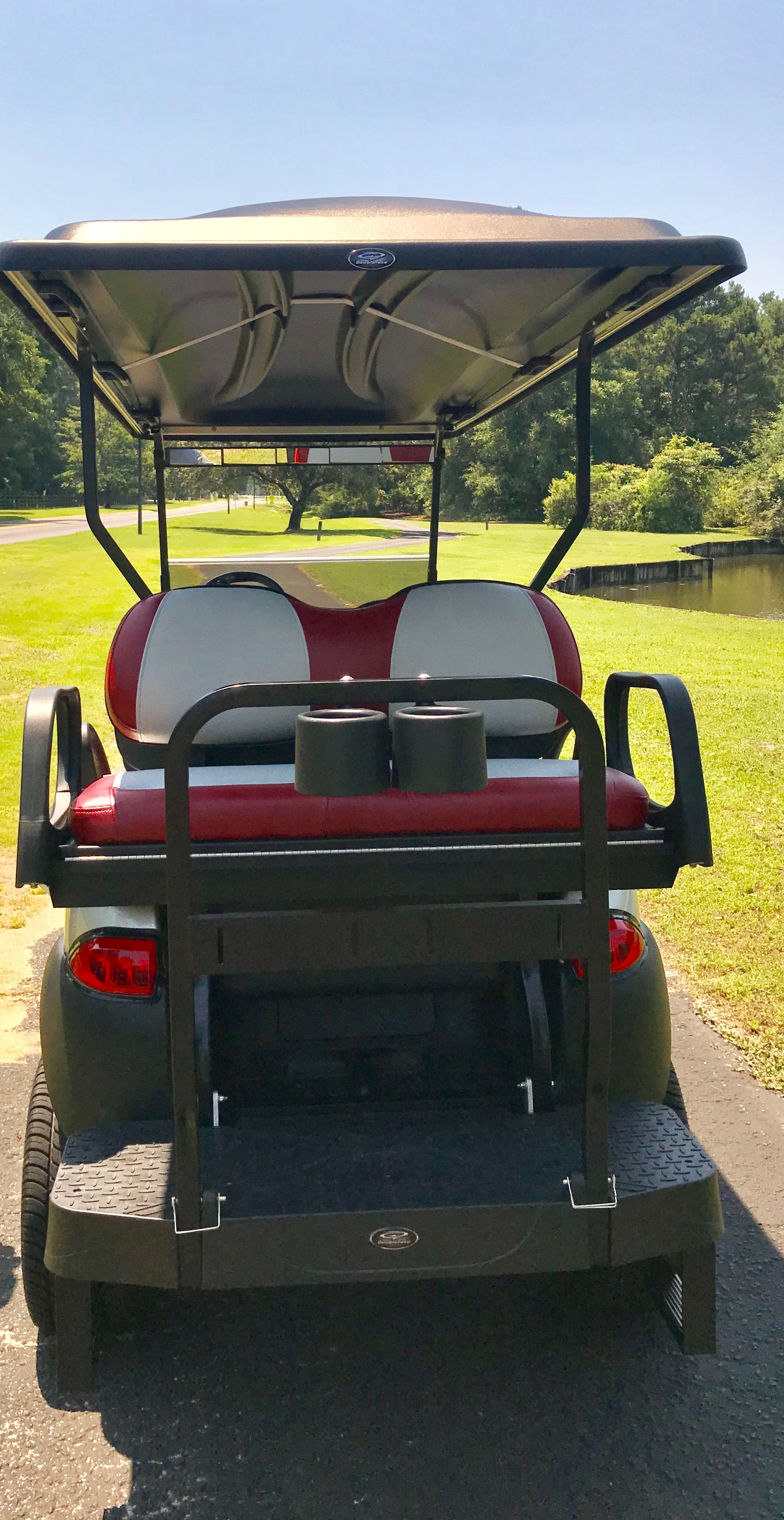 Custom Golf Cart Seats