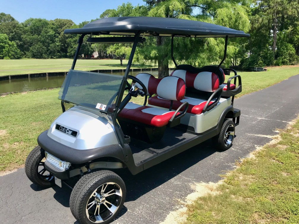 Club Car- Limo Cart