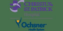 CHRISTUS Ochsner St. Patrick logo