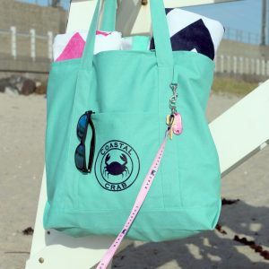 Mint Canvas Bag
