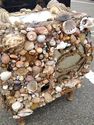 coastal:shell cab