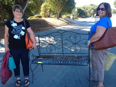 gals:bench