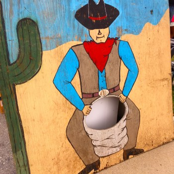 coastal/cowboy board