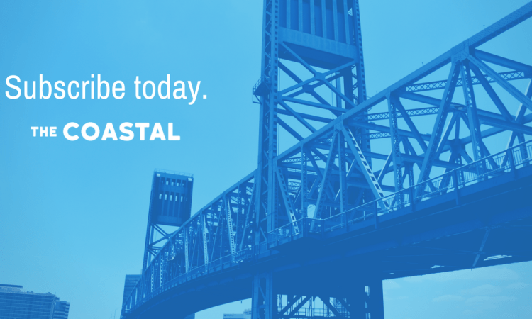 Subscribe to The Coastal's newsletter