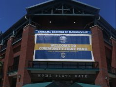 Baseball Grounds of Jacksonville, as seen during Armada FC season