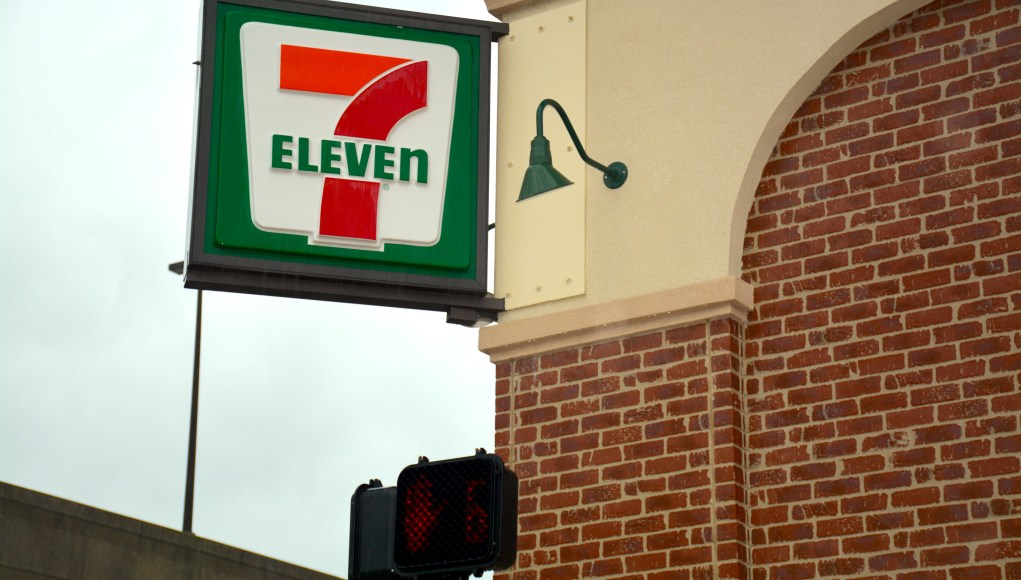 7 Eleven in Downtown Jacksonville Church District