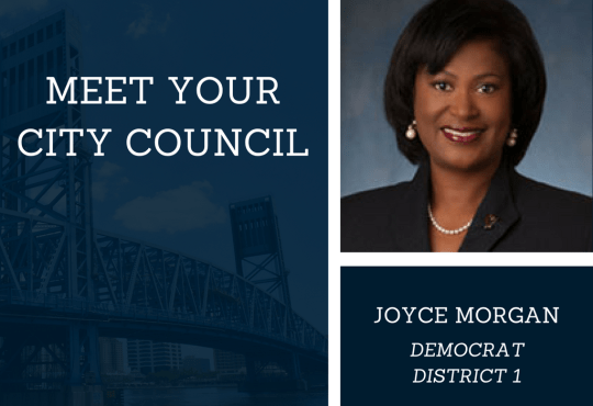 Meet Your Jacksonville City Council: Joyce Morgan (District 1)