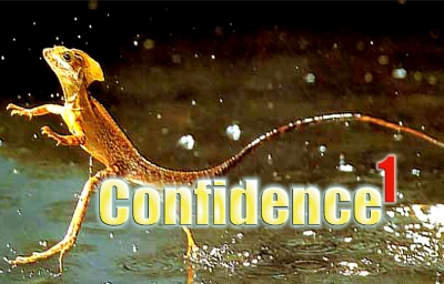 The Importance of Confidence – Part 1