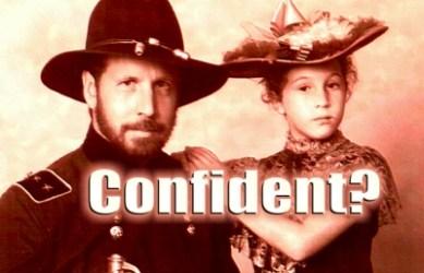 CONFIDENCE: Faith and a Pure Heart