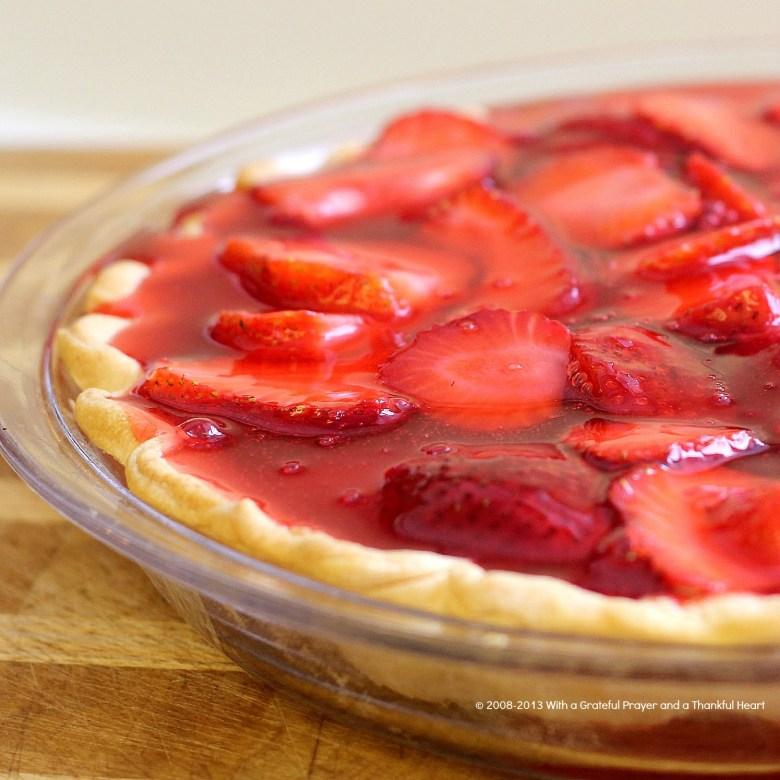 strawberry pie 3