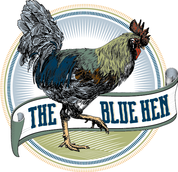 Delaware's state bird is the Blue Hen