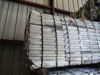 Houston Industrial Scrap Metal by Coastal Metal Recycling
