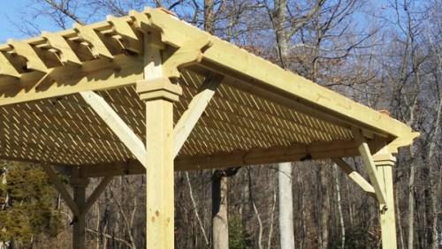 wood pergola 3
