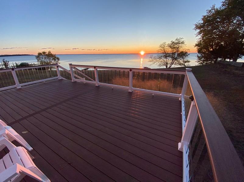 Enjoy The Coastal Lifestyle Coastal Outdoor Spaces Designs And