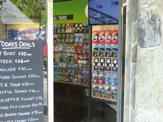 Brochures and Adventure Trips in Queenstown