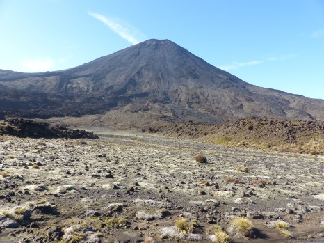 Mount Ngauruhoe - AKA Mount Doom