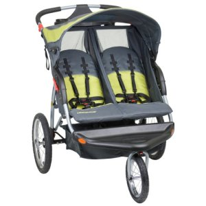Double Jogging Stroller Image